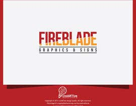 nº 5 pour Fireblade Graphics, Vehicle Wrap & Signs par CREArTIVEds