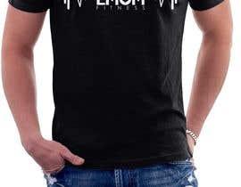 nº 23 pour Simple T-Shirt Design heart cam barbell with kettlebell par erwantonggalek