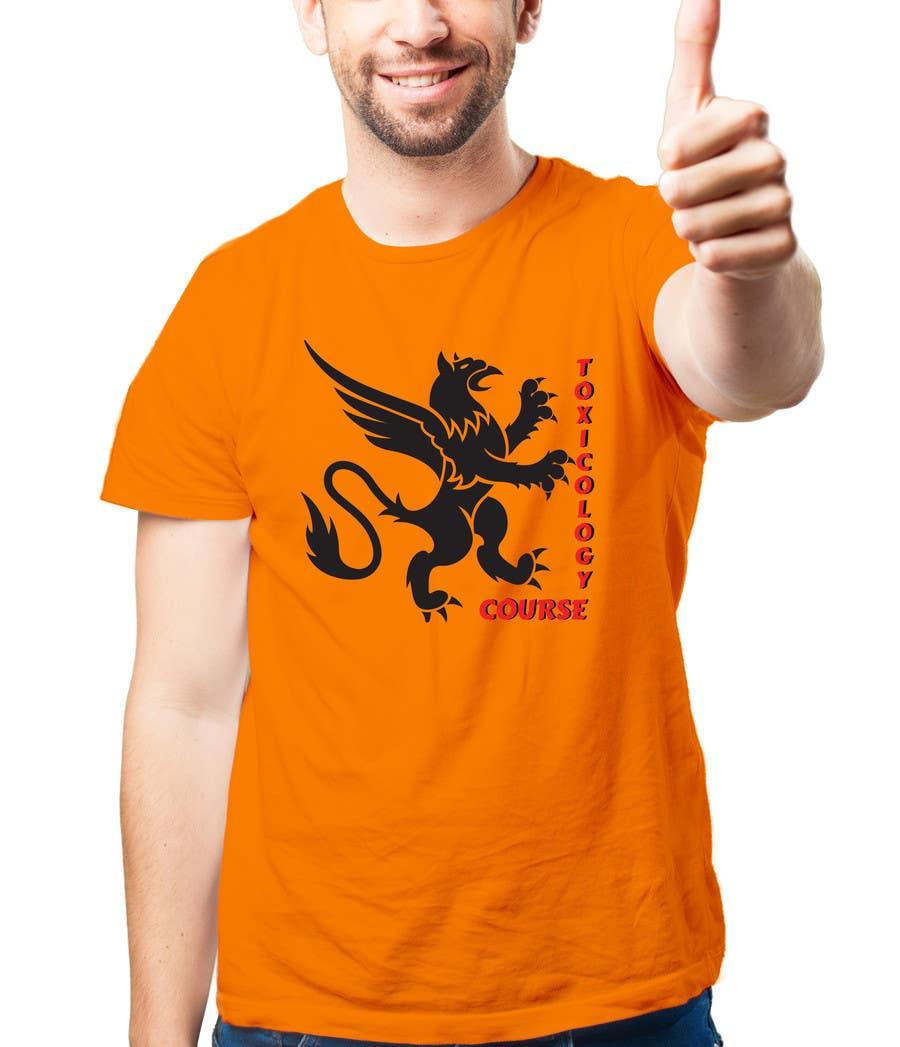 Shirt design course -  14 For Design A T Shirt For Toxicology Course By Designerabbas
