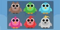 Proposition n° 22 du concours Graphic Design pour Create a bird cartoon character