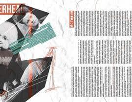 nº 2 pour Fashion Magazine Design par vikanagornaya