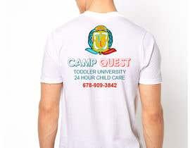 nº 3 pour Todd U Summer Camp T-Shirt par RainbowVivid