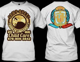 nº 22 pour Todd U Summer Camp T-Shirt par Bashar20