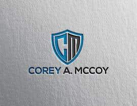 nº 18 pour Corey A McCoy Logo par visualtech882