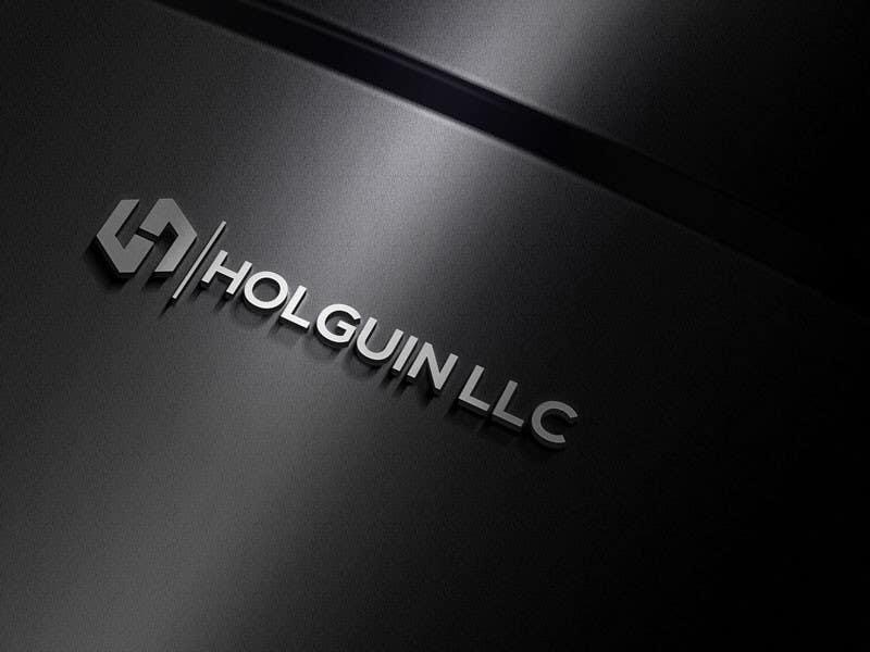 Proposition n°390 du concours Design a Company's Logo - Holguin LLC