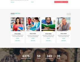 nº 2 pour Design a Website Mockup par lahoretouch