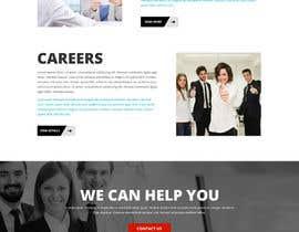 nº 5 pour Design a Website Mockup par saidesigner87