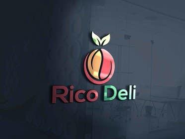#161 for Rico Deli Logo by mdmafi3105