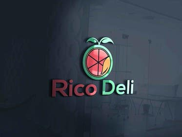 #163 for Rico Deli Logo by mdmafi3105