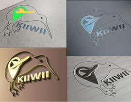 nº 51 pour Design a Logo for Travel Company Kiiwii par sazzadulahsan
