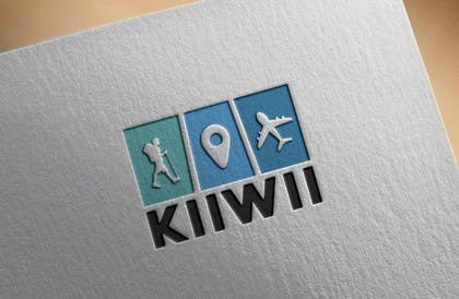 #23 for Design a Logo for Travel Company Kiiwii by jetsetter8