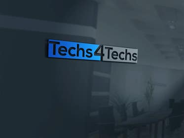 #98 for Design a Logo for Techs4Techs by Crativedesign