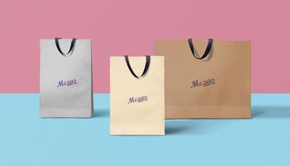 #13 for design a shopping bag by fastdesigne