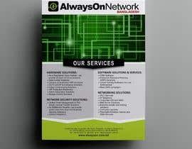 nº 39 pour Design a Flyer on our services par terucha2005