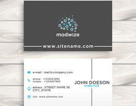 nº 217 pour Design a Logo & business card par BrilliantDesign8