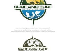 Nro 359 kilpailuun Logo for surfandturfadventures.org käyttäjältä OcaDim07