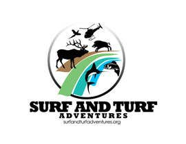 nº 377 pour Logo for surfandturfadventures.org par Romona1