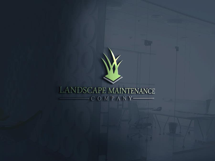 Proposition n°170 du concours Design a Logo for a landscape maintenance company that will brand us
