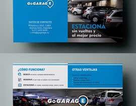 Nro 16 kilpailuun Diseñar un folleto (díptico) käyttäjältä terucha2005