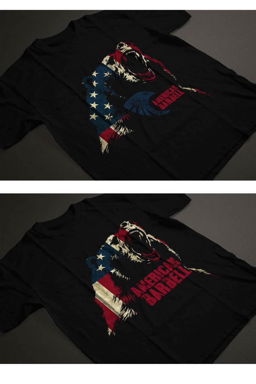 Shirt design needed -  146 For Design A T Shirts For American Barbell 10 Designs Needed By
