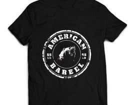 #110 for Design a T-shirts for American Barbell - 10 designs needed by ThInkStudio73
