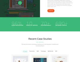 Nro 10 kilpailuun Design a Website Mockup käyttäjältä latifulimran