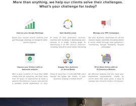 Nro 44 kilpailuun Design a Website Mockup käyttäjältä Stunja
