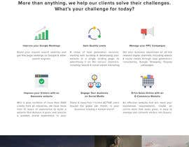 #44 for Design a Website Mockup by Stunja