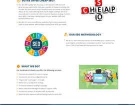 #18 for Design a Website Mockup by saidesigner87