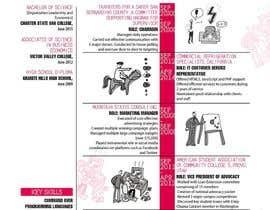 nº 10 pour i need some design for my resume par Valadar