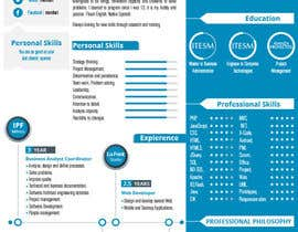 #16 for i need some design for my resume by shakilahmed0622