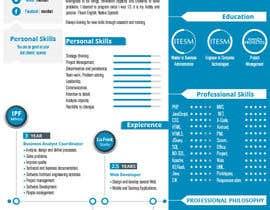 nº 16 pour i need some design for my resume par shakilahmed0622