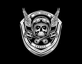 #9 for I need a logo designed for a custom car garage we build hot rods. the shop is call skull crusher garage, the design must include a skull! by Adityay