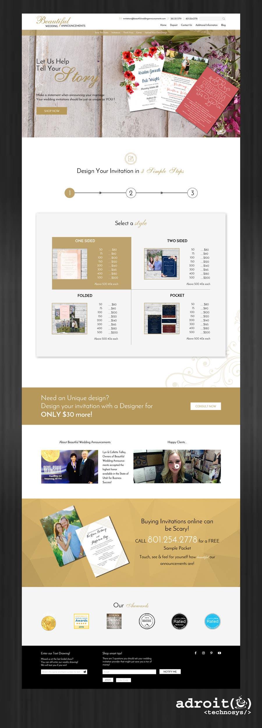 Kilpailutyö #                                        11                                      kilpailussa                                         Design a Website Mockup