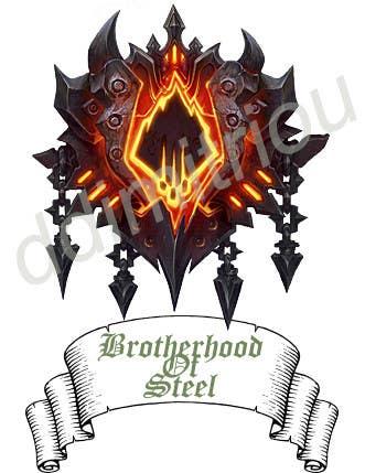 Proposition n°16 du concours Logo Design for a World of Warcraft Guild