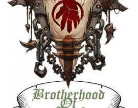 Nro 17 kilpailuun Logo Design for a World of Warcraft Guild käyttäjältä ddimitriou