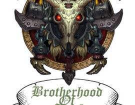 Nro 19 kilpailuun Logo Design for a World of Warcraft Guild käyttäjältä ddimitriou