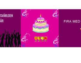 #17 for Designa en banner by Shymaleebaine10
