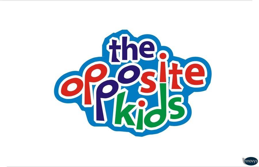 Konkurrenceindlæg #                                        165                                      for                                         Logo Design for The Opposite Kids