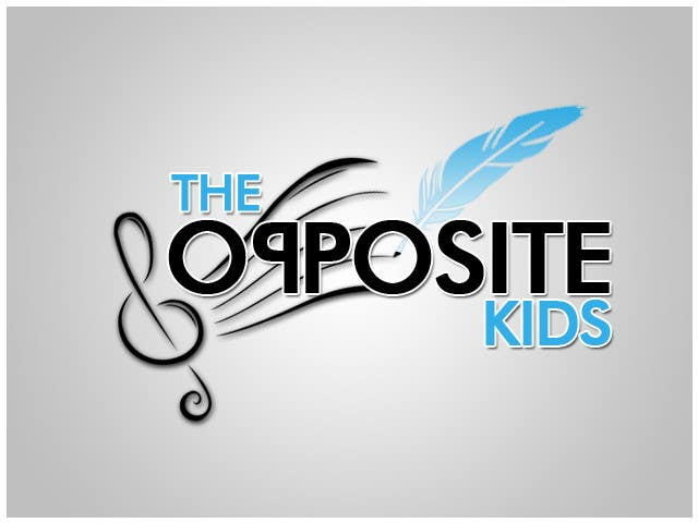 Konkurrenceindlæg #                                        125                                      for                                         Logo Design for The Opposite Kids