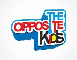 Rishabh2o tarafından Logo Design for The Opposite Kids için no 102
