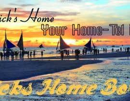 adnanmalik164 tarafından Design a Banner for Patrick's Home Boracay için no 11