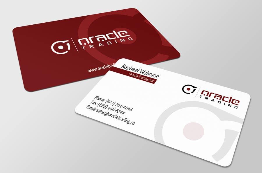 Entry #10 by abhishekbandhu for Business Card + Letterhead Design ...