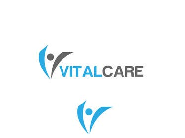 #448 for Design a Logo for Vitalcare by rraja14