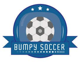 #24 para Diseñar un logotipo for Bumpy Soccer Mexico de Renovatis13a