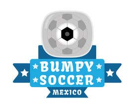#39 para Diseñar un logotipo for Bumpy Soccer Mexico de Renovatis13a