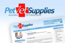 Graphic Design Contest Entry #70 for Logo Design for Pet Vet Supplies