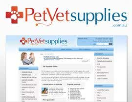 #88 untuk Logo Design for Pet Vet Supplies oleh KandCompany