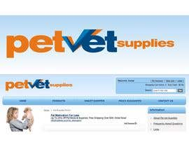 #42 dla Logo Design for Pet Vet Supplies przez baylinson