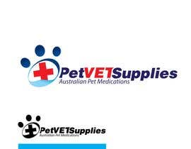 #199 dla Logo Design for Pet Vet Supplies przez sikoru